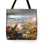 Battle Of Avay Tote Bag