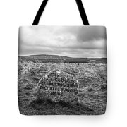 Battle Of Culloden Tote Bag