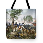 Battle Of Eutaw Springs Tote Bag