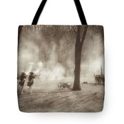 Battle Of Guilford Court House Tote Bag