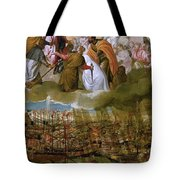 Battle Of Lepanto Tote Bag