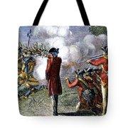 Battle Of Lexington Tote Bag