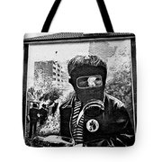 Battle Of The Bogside Mural II Tote Bag