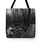 Battle Road Boardwalk Tote Bag