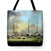Battlelakeborgnehornbrook Tote Bag