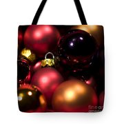Bauble Abstract Tote Bag
