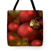 Baubles Tote Bag by Anne Gilbert