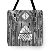 Baughman Meditation Center Tote Bag
