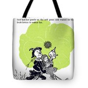 Baum: The Wizard Of Oz Tote Bag