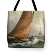 Bawley In The Estuary Tote Bag