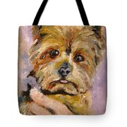 Baxter Baron On Brandon Hall Tote Bag