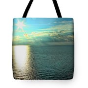 Bay Of Green Bay Wi Tote Bag