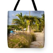 Bay Walk Tote Bag