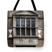 Bay Window - Castle Vischering Tote Bag