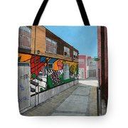 Bayfield Alley Tote Bag