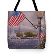 Bayfield On The 4th Tote Bag