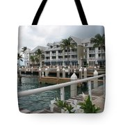 Bayfront Key West II Tote Bag
