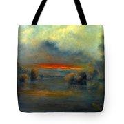 Bayou Evening 22x28 Tote Bag