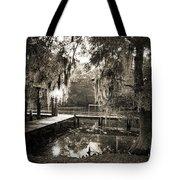 Bayou Evening Tote Bag