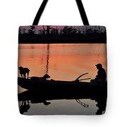 Bayou Patrol Tote Bag