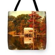 Bayou Scenery Tote Bag
