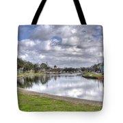 Bayou St. John Tote Bag