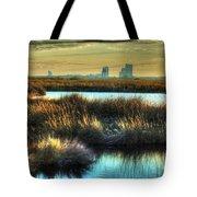 Bayou Sunrise Tote Bag