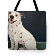 Baz The Dog Tote Bag