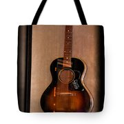 Bb King's Guitar Tote Bag