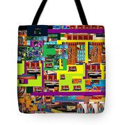 be a good friend to those who fear Hashem 14 Tote Bag by David Baruch Wolk