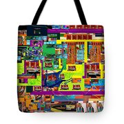 be a good friend to those who fear Hashem 15 Tote Bag