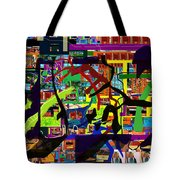 be a good friend to those who fear Hashem 16 Tote Bag by David Baruch Wolk