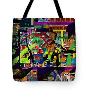 be a good friend to those who fear Hashem 17 Tote Bag by David Baruch Wolk