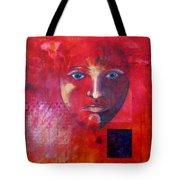 Be Golden Tote Bag by Nancy Merkle