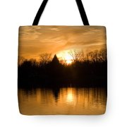 Be Still And Know Tote Bag