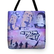 Be True 2 The Game 1 Tote Bag