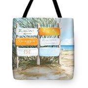 Beach 151 Tote Bag