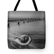 Beach 8 Tote Bag