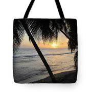 Beach At Sunset 4 Tote Bag