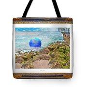 Beach Ball Dreamland Tote Bag