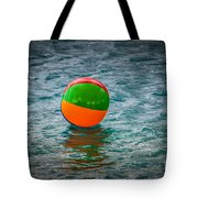 Beach Ball Float Tote Bag