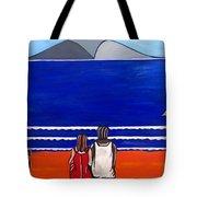 Beach Beach Day Three Tote Bag