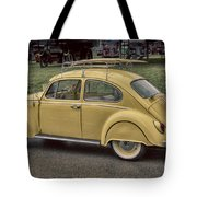 Beach Buggy Tote Bag