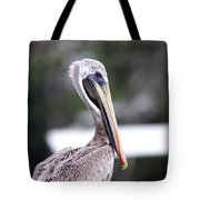 Beach Bum - Pelican Tote Bag