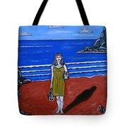 Beach Chic Tote Bag