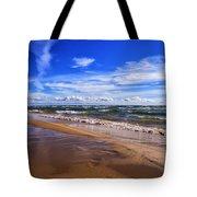 Beach Combing Tote Bag