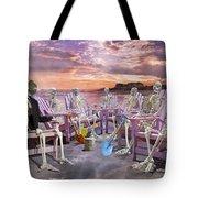 Beach Committee Tote Bag