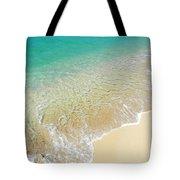 Golden Sand Beach Tote Bag