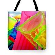 Beach Floats Tote Bag