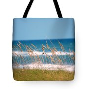 Beach Front 001 Tote Bag